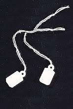 Photo: Jewelry Tags- #14300W
