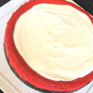 Luxe Red Velvet Cheesecake