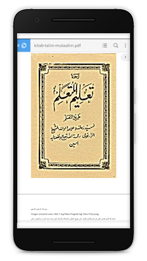 Pdf taufiq kitab sulamut