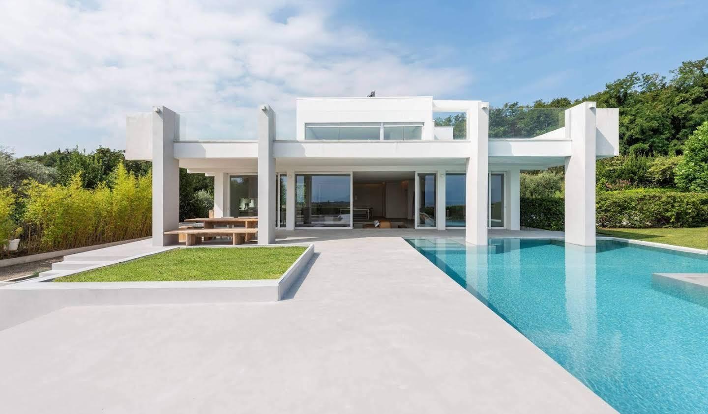 Villa avec jardin et terrasse Manerba del Garda