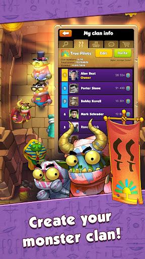 Code Triche Monster Hustle: Fun in dungeons APK MOD screenshots 4