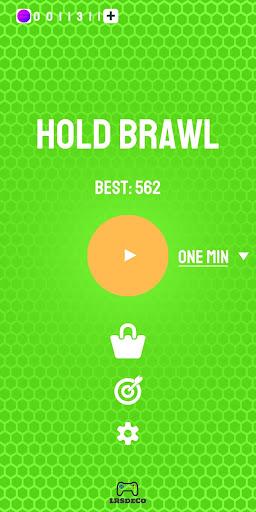 Code Triche Hold Brawl - Epic Bounces apk mod screenshots 2