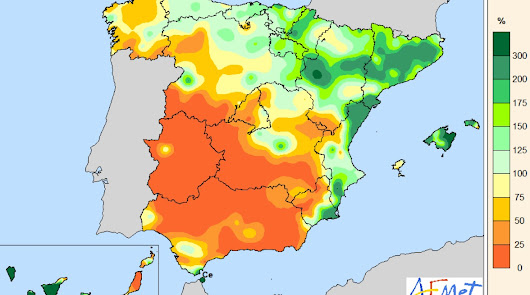 La provincia destaca por estar en la zona más seca del país.
