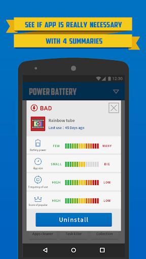 Power Battery - Battery life saver & recommend app 0.1.7 Windows u7528 5
