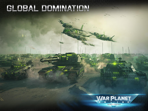 War Planet Online: Real-Time Strategy MMO Game 3.3.0 screenshots 8