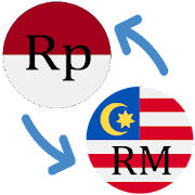 Indonesian rupiah to Malaysian ringgit IDR to MYR