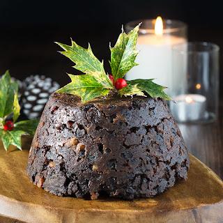 Christmas Pudding for Stir Up Sunday