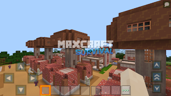Max Craft Exploration Survival Screenshot