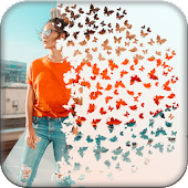Pixel Effect 3d Photo Editor