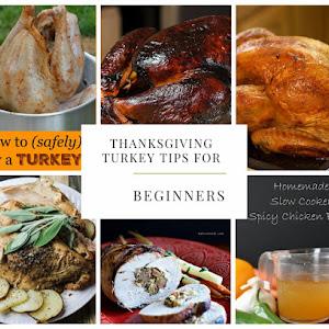 Thanksgiving Turkey Tips For Beginners