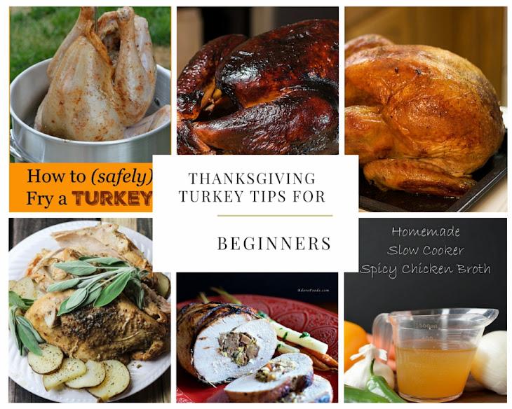 Thanksgiving Turkey Tips for Beginners Recipe