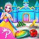 Ice Princess House Clean-Girls Home Cleaning Games Apk