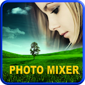 Photo Mixer and Editor: Blend any picture