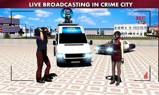记者:城市犯罪