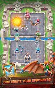 Clash of Wizards: Battle Royale 5