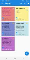 screenshot of Notepad Pro - Notes, Todo List, Tasks & Reminders
