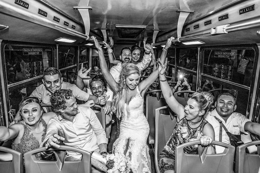 ช่างภาพงานแต่งงาน Ricardo Ranguetti (ricardoranguett) ภาพเมื่อ 15.05.2019