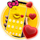 Yellow Mouse Red Heart Romantic Theme APK