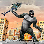 Angry Gorilla City Rampage