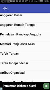 HMI (Himpunan Mahasiswa Islam)- screenshot thumbnail