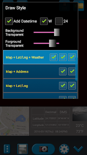 GPS Map Camera Screenshot
