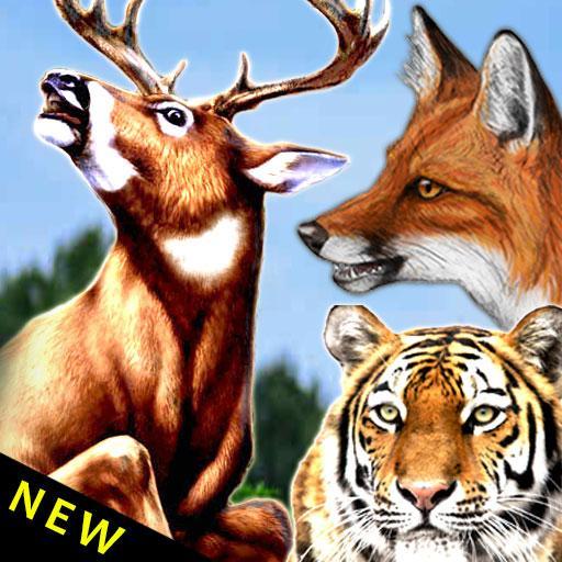 Animal Hunting Game: Sniper Deer Wolf Boar Hunter