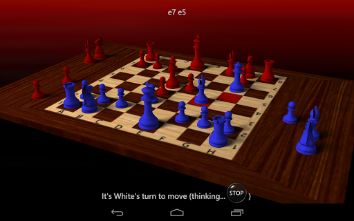 3D Chess Game screenshot 20