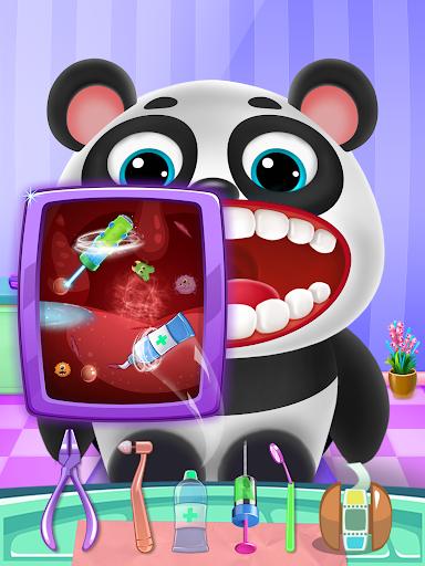 Little Unicorn Pet Doctor Dentist apktram screenshots 3