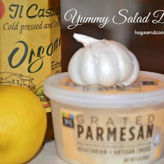Mason Jar Salad Dressing