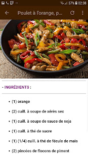 Download Recettes Poulet Facile For PC Windows and Mac apk screenshot 7