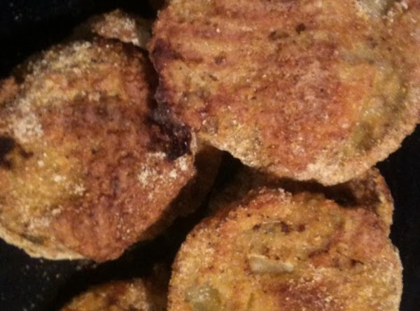Oven-fried Green Tomatoes Recipe