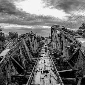 by Kesuma Wijaya - Buildings & Architecture Bridges & Suspended Structures ( bridge )