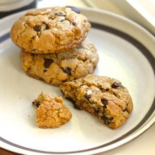 Chocolate Chunk, Walnut, and Coconut Cookies