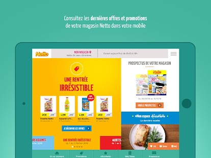 Netto - L'appli imbattable- screenshot thumbnail