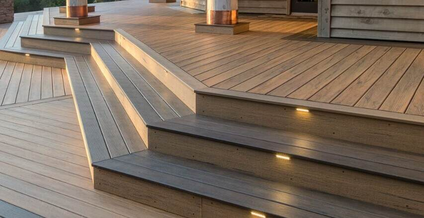 Why Are Composite Outdoor Products Better than Wood?
