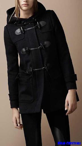 冬服のデザインのアイデア