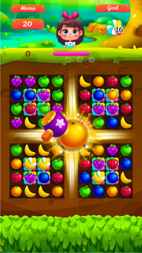 Télécharger Gratuit Fruits Forest : Master Match 3 Puzzle  APK MOD (Astuce) screenshots 4