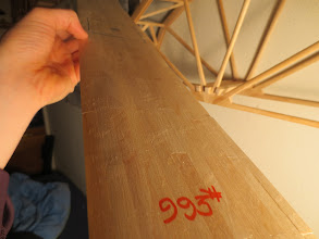 Photo: Here's where they wrote how much it held. 993 pounds :D