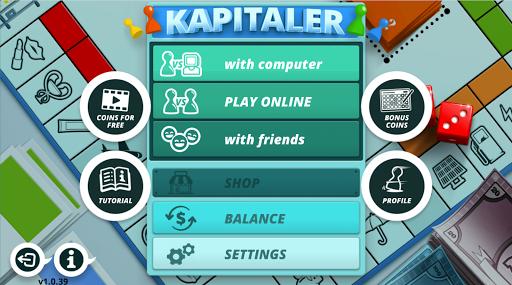 Kapitaler - Board Dice Business painmod.com screenshots 4