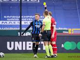 Noa Lang werd uitgesloten tegen Antwerp maar kreeg het ook zwaar te verduren