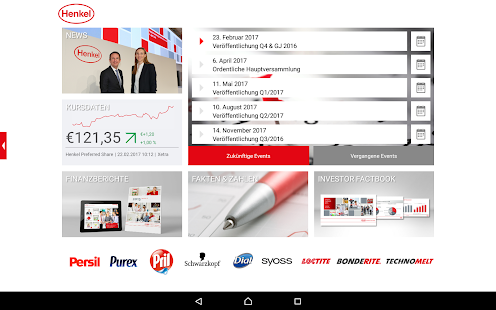Henkel – Miniaturansicht des Screenshots