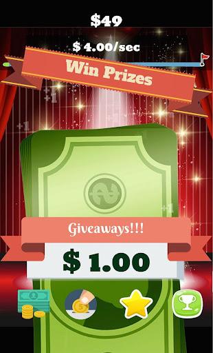 Money Click Game - Win Prizes , Earn Money by Rain u0635u0648u0631 1