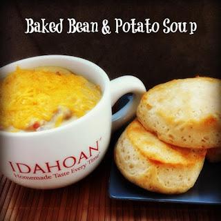 Ham Bean Potato Soup Recipes