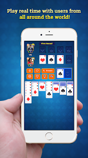 Solitaire Multiplayer- screenshot thumbnail