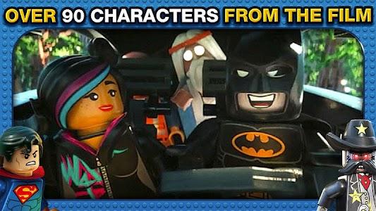 The LEGO ® Movie Video Game screenshot 1