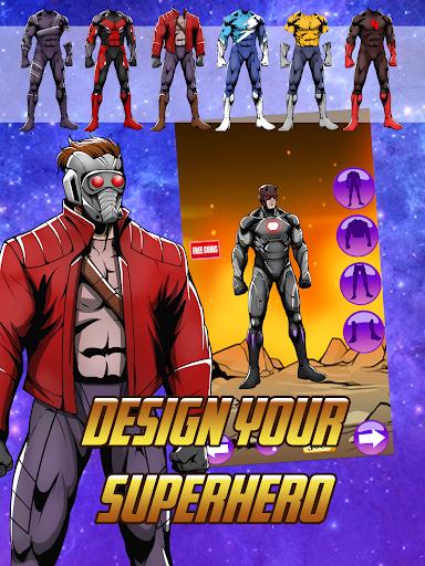 Avengers Infinity Wars SuperHero Creator 1.3 screenshots 2