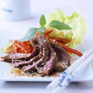 Asian Beef Sesame Salad