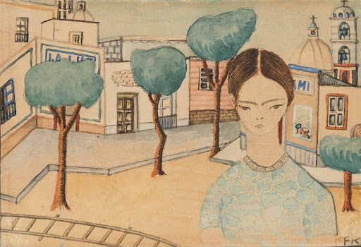 The Early Work of Frida Kahlo — Google Arts & Culture