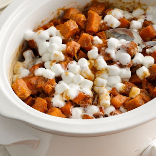 Slow-Cooker Sweet Potato Casserole.