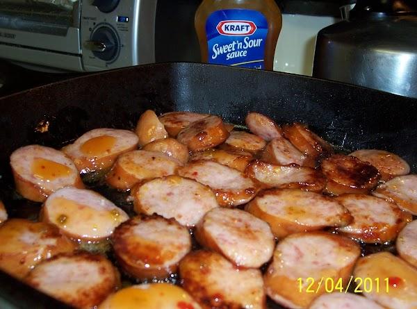 Kielbasa Appetizers Recipe